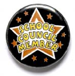 School Council Member Badge